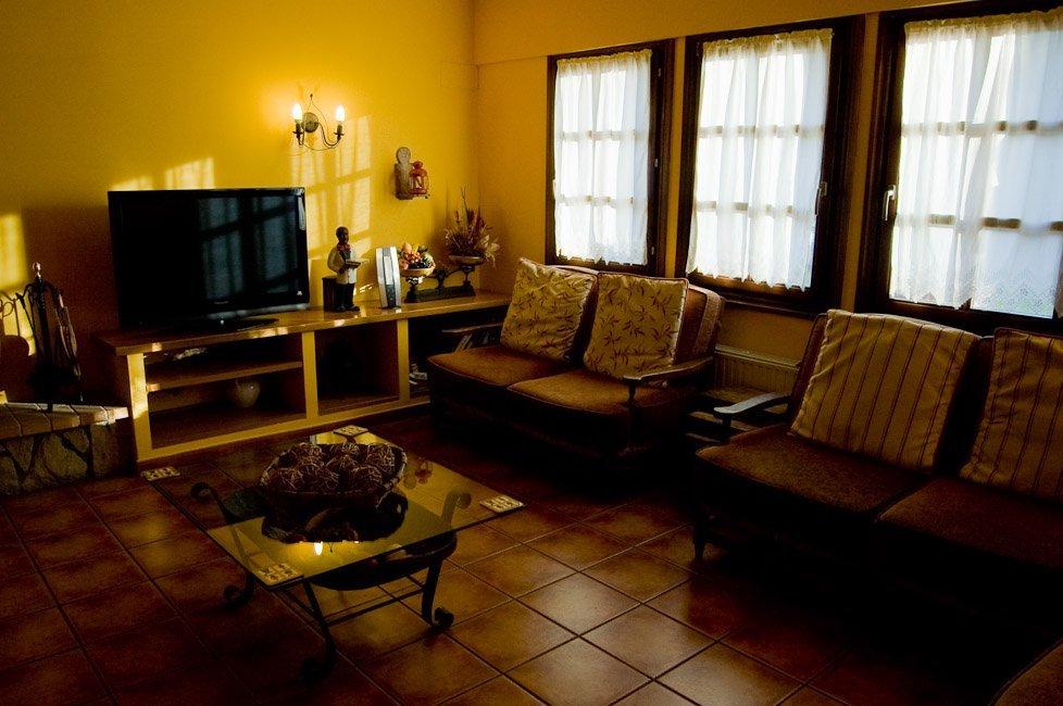 Zonas comunes - Hotel Rural Matsa, Lezama, Vizcaya